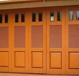 Siap pasang pintu Press berbahan kayu pilihan
