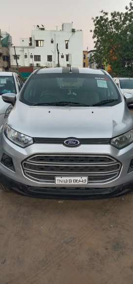 Ford Ecosport EcoSport Ambiente 1.5 Ti VCT Manual, 2015, Diesel