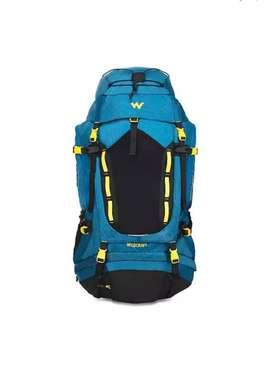 Wlildcraft Gangitri trekking bag 65pro not used for single time