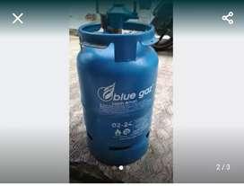 Tabung gas dan regulator (komplit)