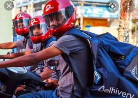 Delivery boy gwalior