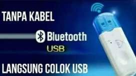 USB Bluetooth  mengirim music dari HP ke Speaker Aktif RADIUS 8 meter
