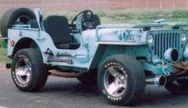 super stylish powerful jeep