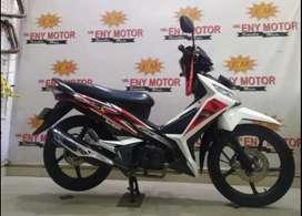 Skuyy Gercep gan Honda Supra-x 125 th 2015 Putih - Eny Motor