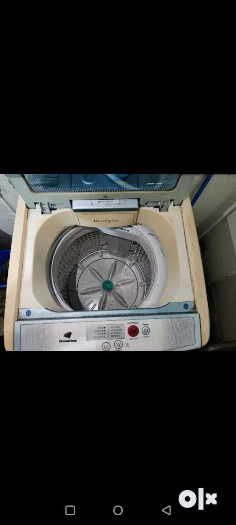 Samsung 6kg Fully Automatic Washing Machine with Roller Stand