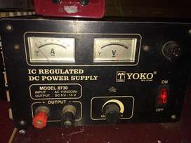 Power supply yoko 8730