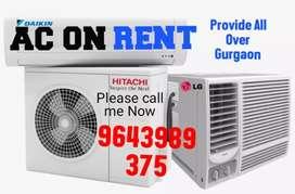 AC ON RENT IN ALL GURGAON NCR (Fully Senetized )