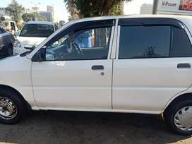Cuore (2010) White color. petrol Cng. Familly Used car.
