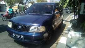 Kijang plat AD SX 2004
