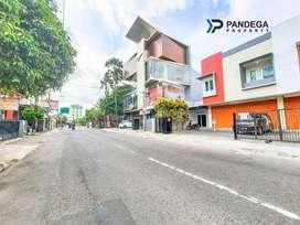 Dijual Tanah 1670 m2 Cocok Hotel, Apartemen, Usaha, Jl. Magelang Km 3