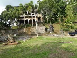 Tanah dan bangunan murah di Koka cocok untuk Villa