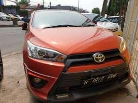 Toyota Yaris TRD S 1.5 MT 2015