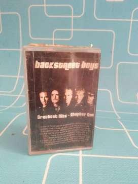 Kaset Pita Backstreet Boys Greatest Hits Chapter One Original