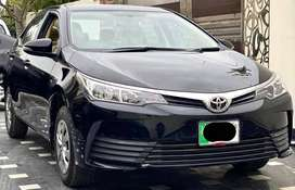 Toyota Corolla Gli 2019 model on installment by (Alvinaz Financing)