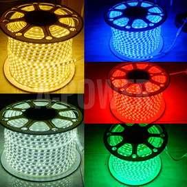 Hi Light - Lampu LED Strip Selang SMD 5050 (Double Mata LED)