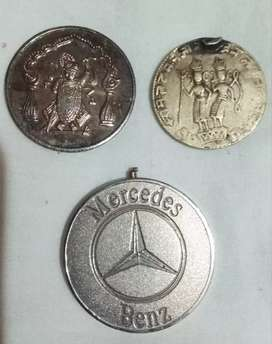 Old Coins In Good condition Collectible Item