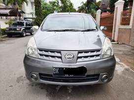 Nissan Grand Livina 1.5 XV AT Abu-Abu 2009 / 2012 #Ultimate Car