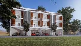 Rumah kost mewah 30 kamar suhat kota Malang
