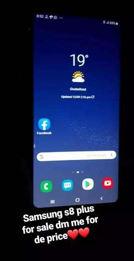 Samsung s8 plus girvsale