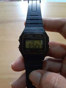 Jam Tangan CASIO F-91WG-9