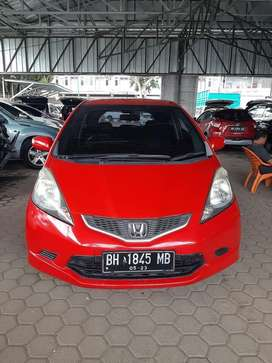 HONDA JAZZ RS 1.5 CVT 2008