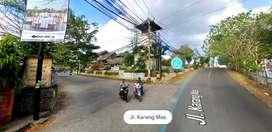 Tanah MURAH Jl Jepun Taman sakura Jimbaran