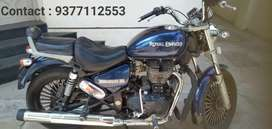 Royal Enfield Bullet With Mag Wheels