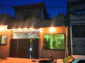 3, marla  cornor single story house for sale in wakeel Colony 3