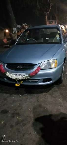 Well used good looking Hyundai Accent car