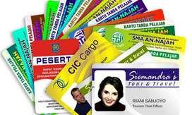 NPWP, ID CARD, SPANDUK, BANNER