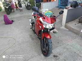 CBR 250R CBU Thailand