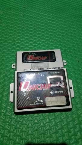 Unichip dastek Q+, module extender diesel +map selector+wiring