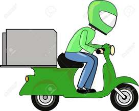 Required delivery boys for Pune location