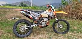 ktm excf250 enduro th2013