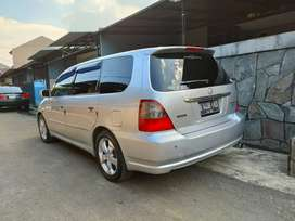 Antik! Honda Odyssey Absolute 2.4 Matic Sunroof 2002/2003 Siap Pakai