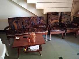 Shisham full furniture sofa set