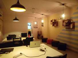 Office Space On Rent For Startups Near Metro @ 3499 Only |