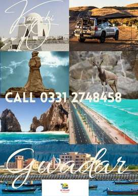 Travel and Tours for Gwadar