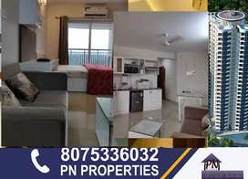 1bhk posh furnished flat for rent near cyber park palazhi