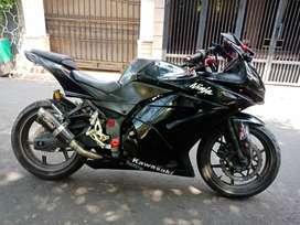 Kawasaki ninja 250cc jakarta
