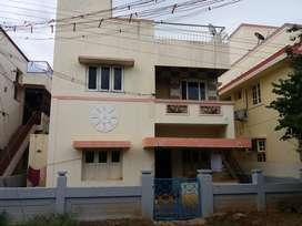 1918 SqFt Land with 2 houses (G+1 Floors) - South Facing
