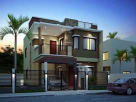 5 cent customized low budget villas in kazhakootam menamkulam