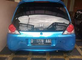 Honda Brio Manual 2012 Tasikmalaya