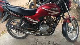 Urgent sale good condition bike with all document updated