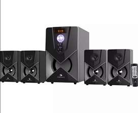 ZEBRONICS Sw3491 rucf home theatre(4.1) channel