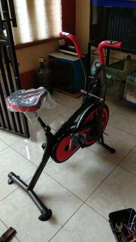 Alt fitnes/sepeda fitness PLATINUm 8207