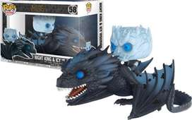 Funko Night King & Icy Viserion