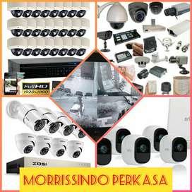Toko Penjualan Pemasangan Camera CCTV Pondok petir Depok