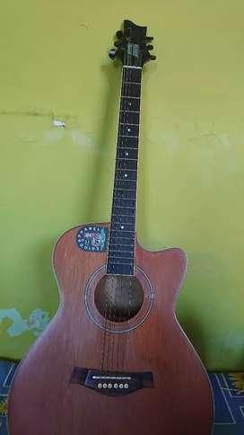Gitar Custom No Merk