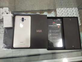 Huawei mate 9 (4gb 64gb)10 by 8 condition